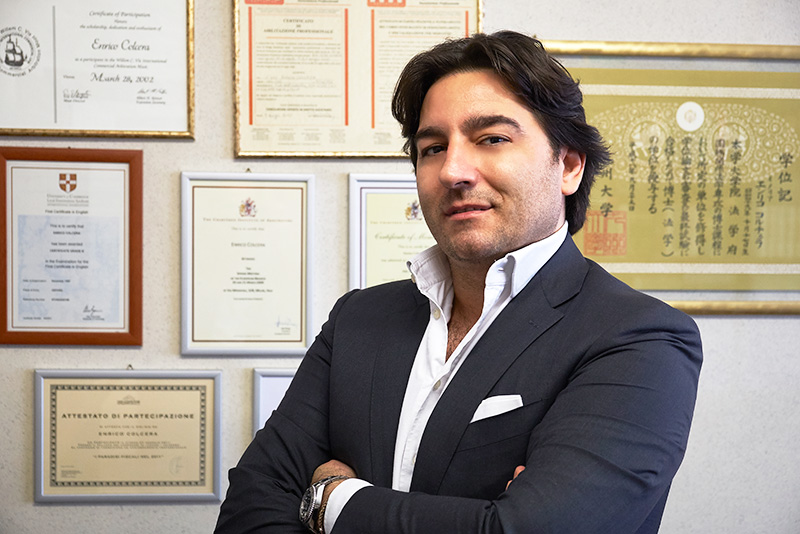 Avv. ENRICO COLCERA